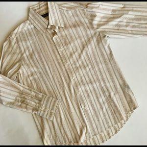 7 Diamonds Men's Long sleeve Buttondown
